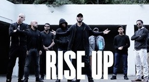 Ilyas Mao | RISE UP ft. Muslim Belal, Boonaa Mohammed (Official Video)